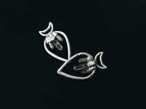 Image of Luna Juturna Earrings