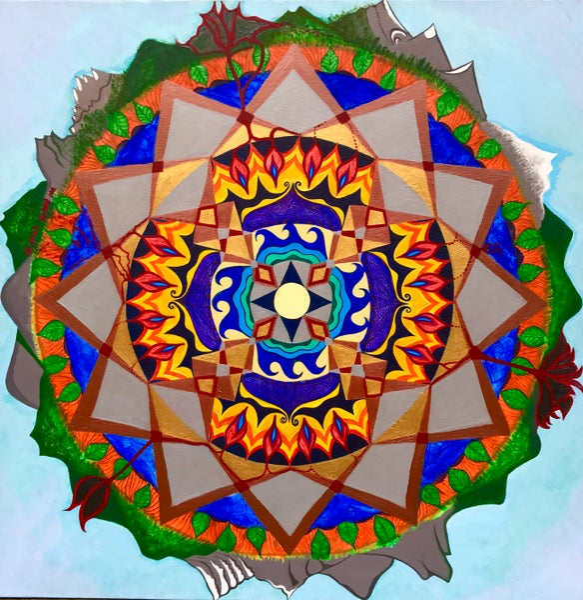 Image of Earth Creation Mandala