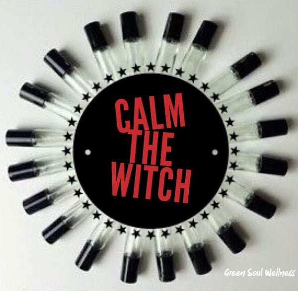 Image of Calm the Witch Rollerball