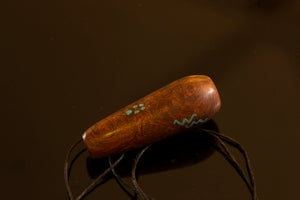 Image of Mesquite Burl Enclosed Reed - Hand Crafted Predator Call