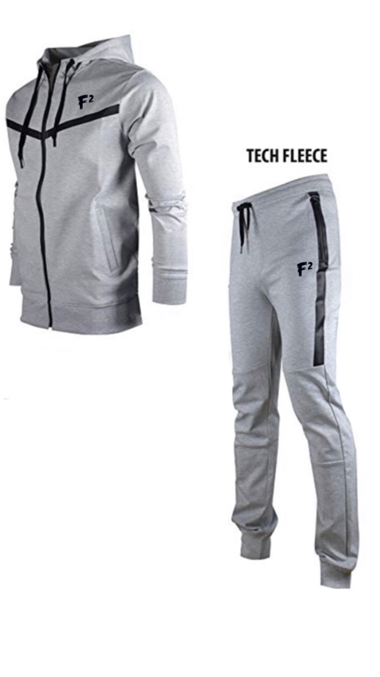 Image of F² tech fleece jogger set