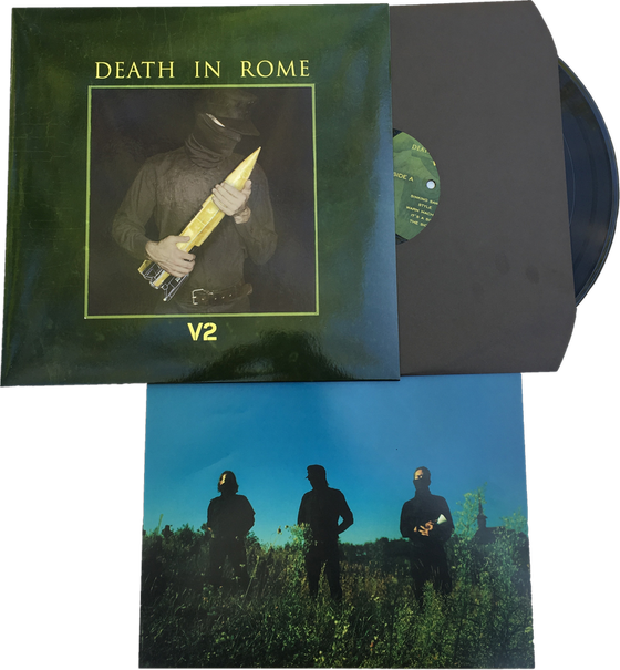 "Image of ""V2"" Vinyl LP"