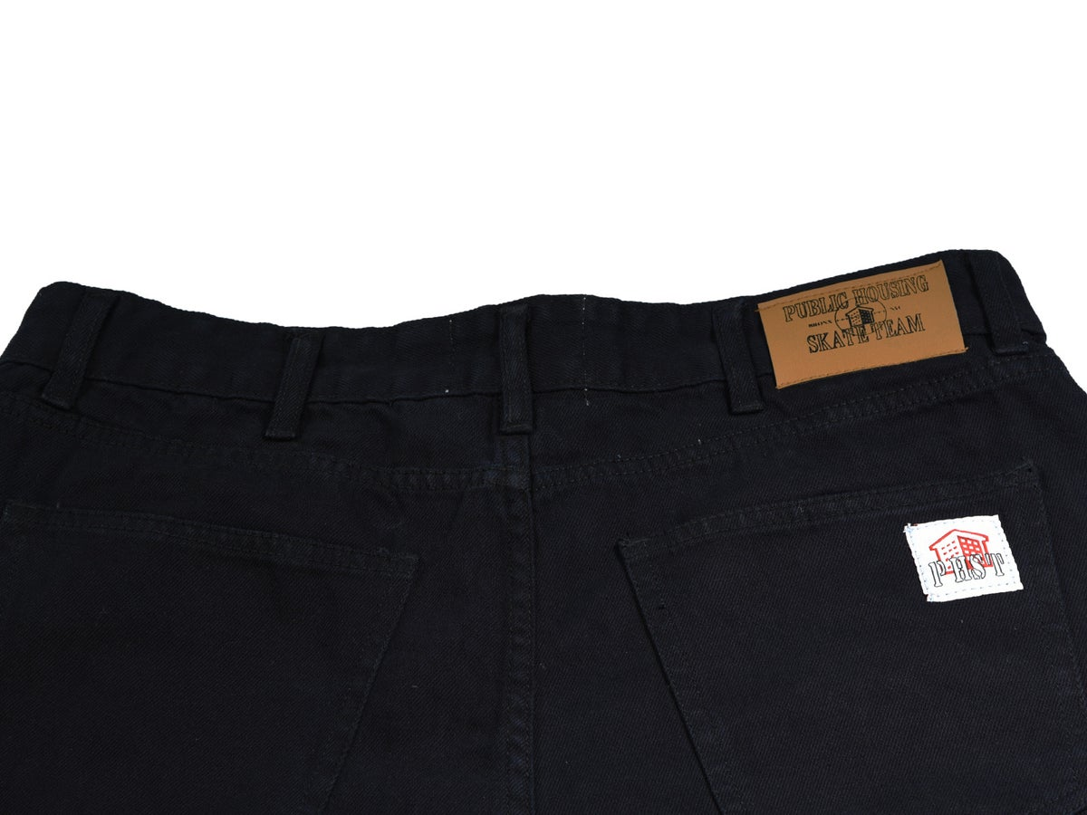 """Image of PHST """"BROKEN CHAIN"""" JEANS embroidered"""