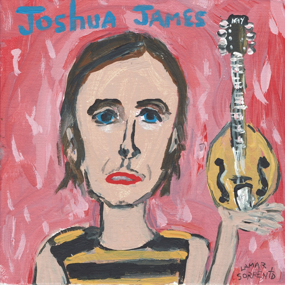 "Image of Joshua James - Golden Bird b/w Pretty Feather (Opaque Pink 7"" Single)"