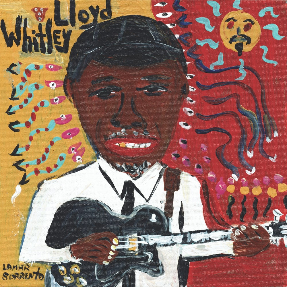 "Image of Lloyd Whitley - What's Going On Baby? b/w Every Road I Travel (Translucent Blue 7"" Single)"