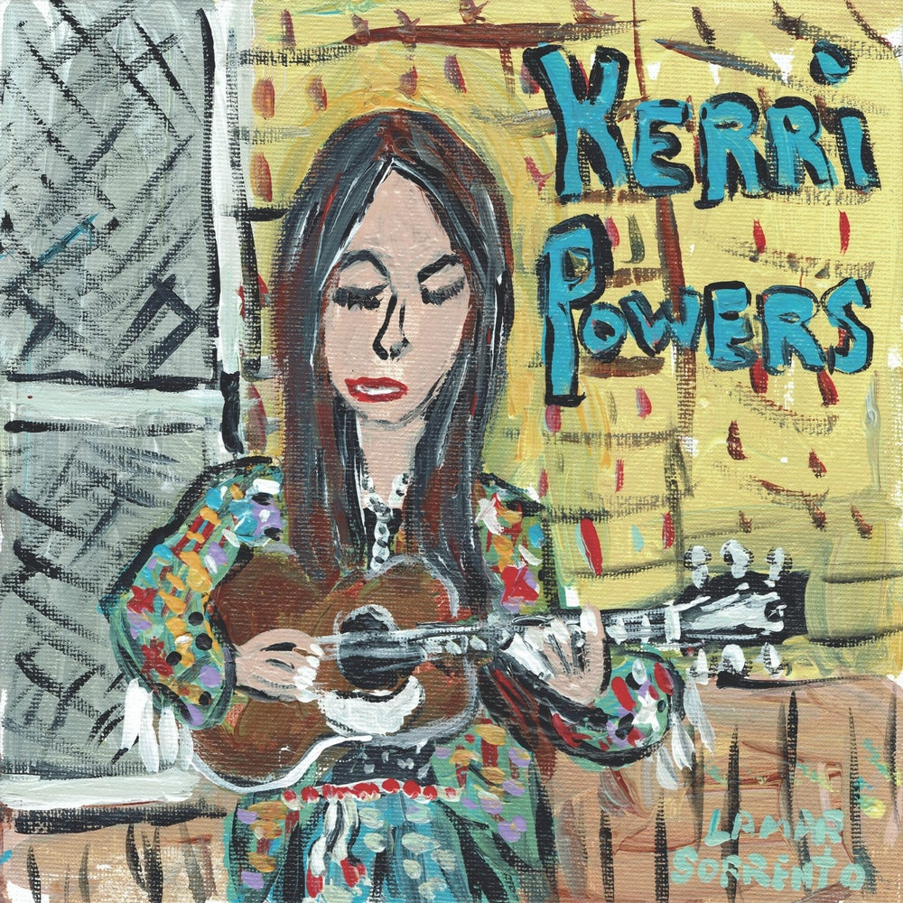"Image of Kerri Powers - Tallulah Send A Car For Me b/w Mine The River (Sea Glass  7"" Single)"
