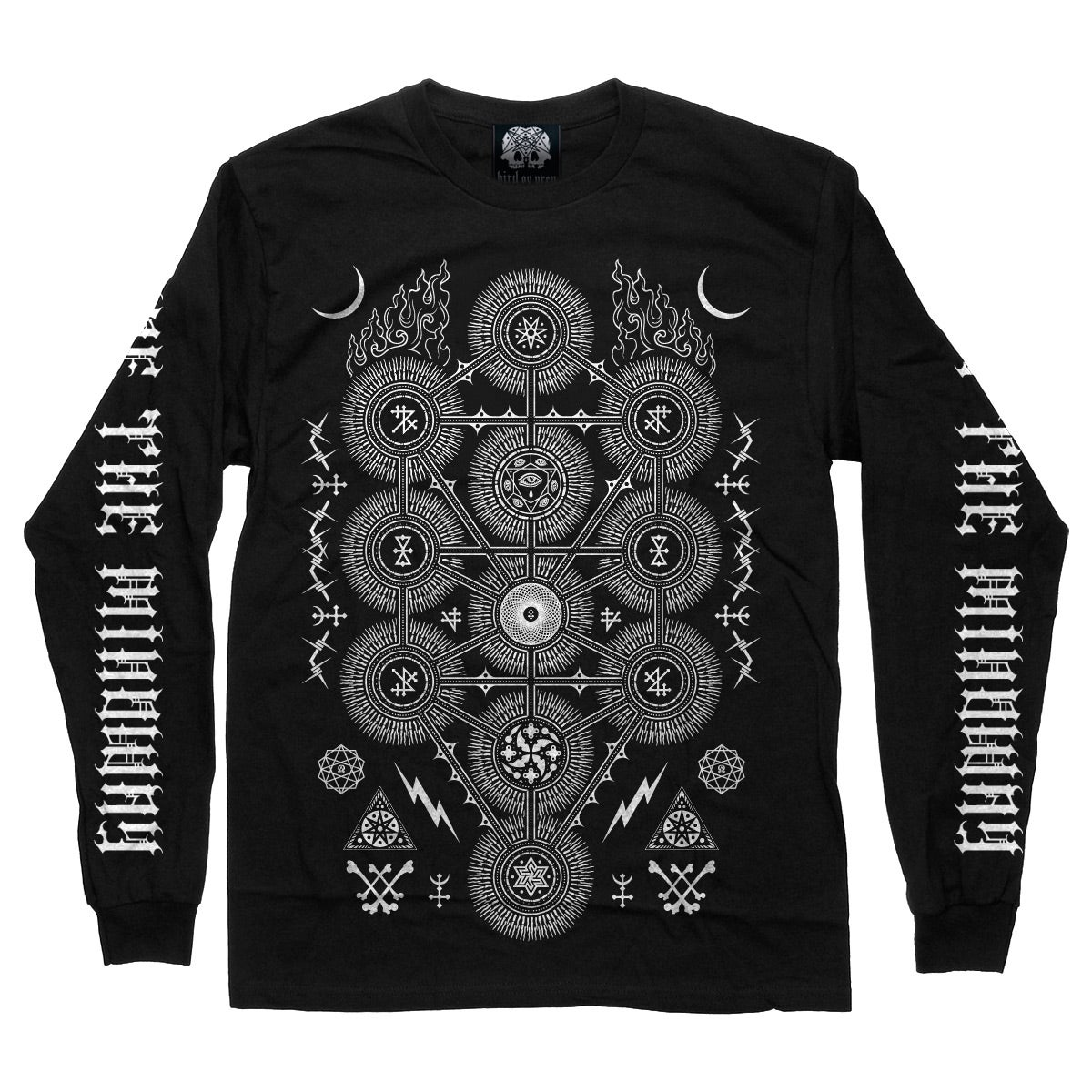 Image of Ride the Mindway LS Shirt