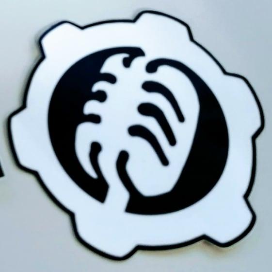 Image of TTRG GearMic 4x4 Sticker