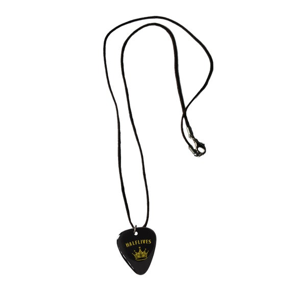 "Image of ""Crown"" Pick Necklace"