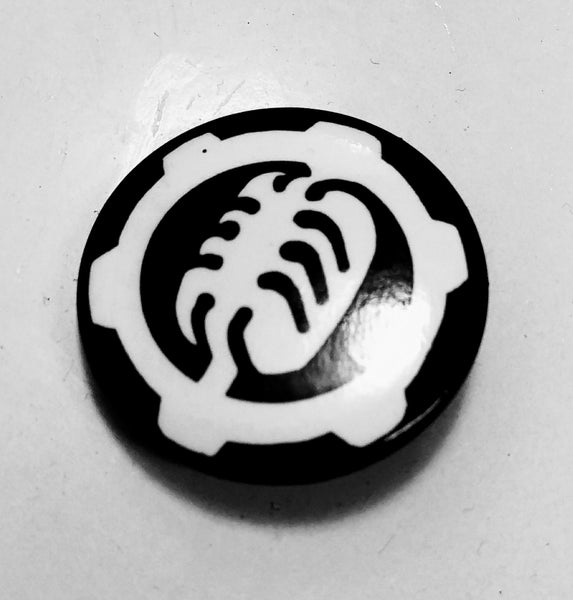 Image of TTRG GearMic 1.5in Button