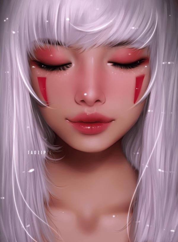 Image of Red Princess