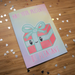 Image of Cute Present Christmas Card