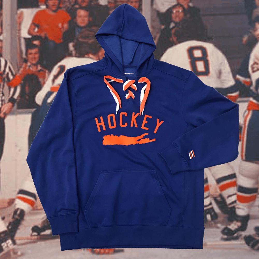Image of Hockey Lace Hoodie