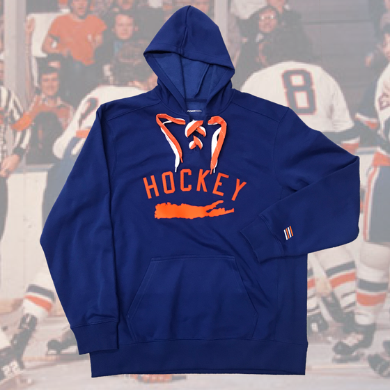 Image of Hockey Lace Hoodie