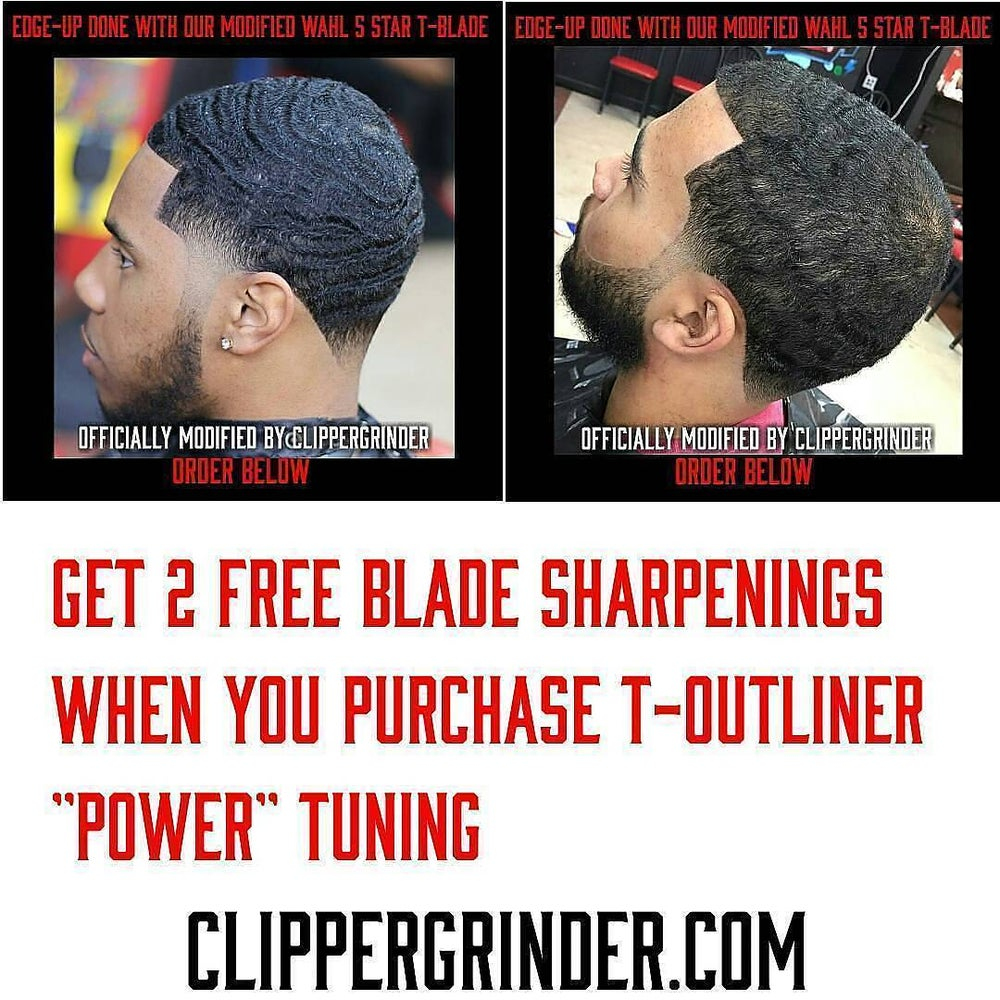 Image of  Trimmer Blade Sharpening & Tuning