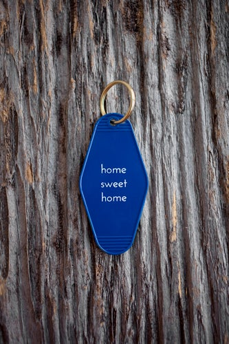 Image of home sweet home keytag