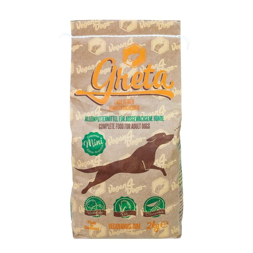 Image of Greta small kibble 2 kg Voksen hund (liten hund)
