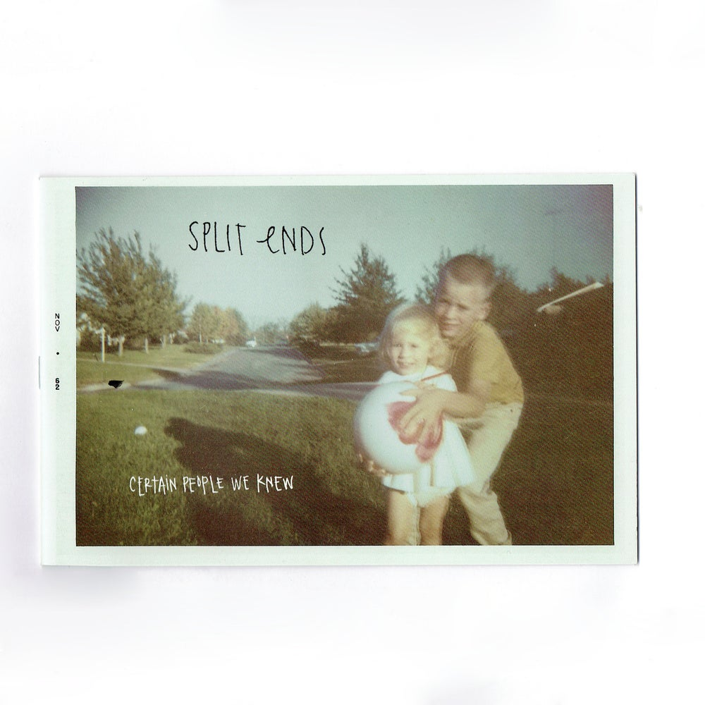 Image of Split Ends Zine