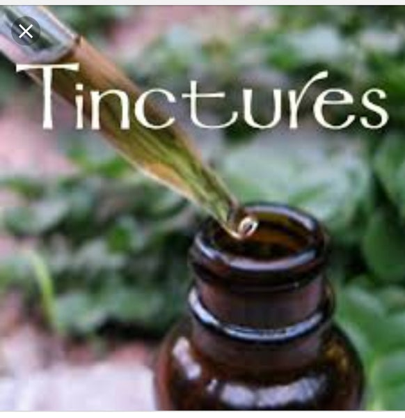 Image of 2 oz. Local Tincture Medicine - Various
