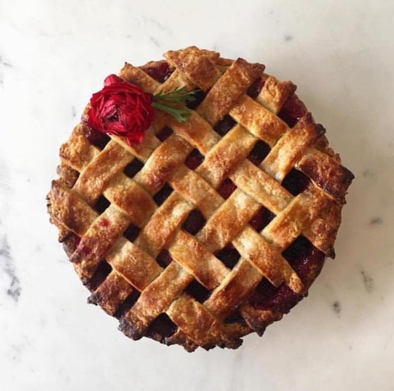 Image of Mixed Berry Pie