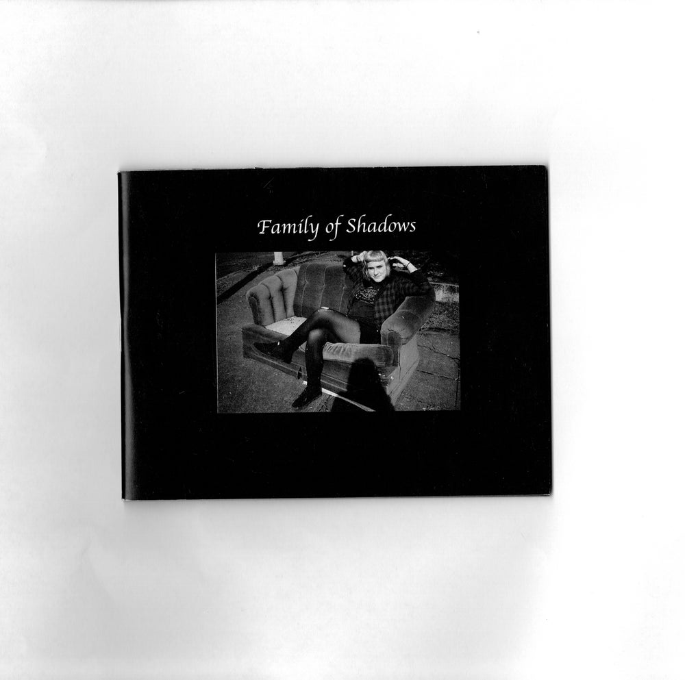Image of 'Family of Shadows' Zine