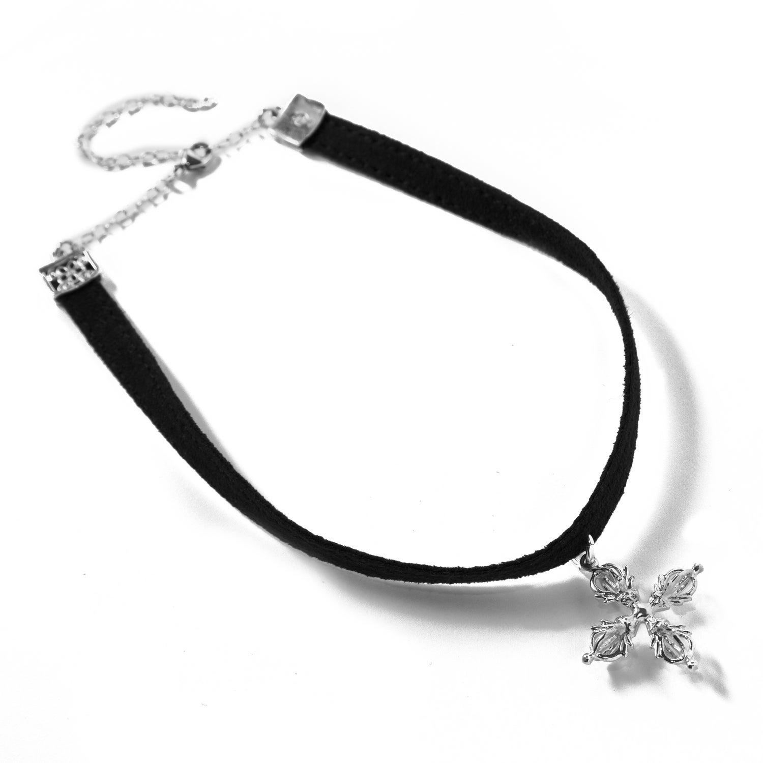 Image of Corinthian Cross choker