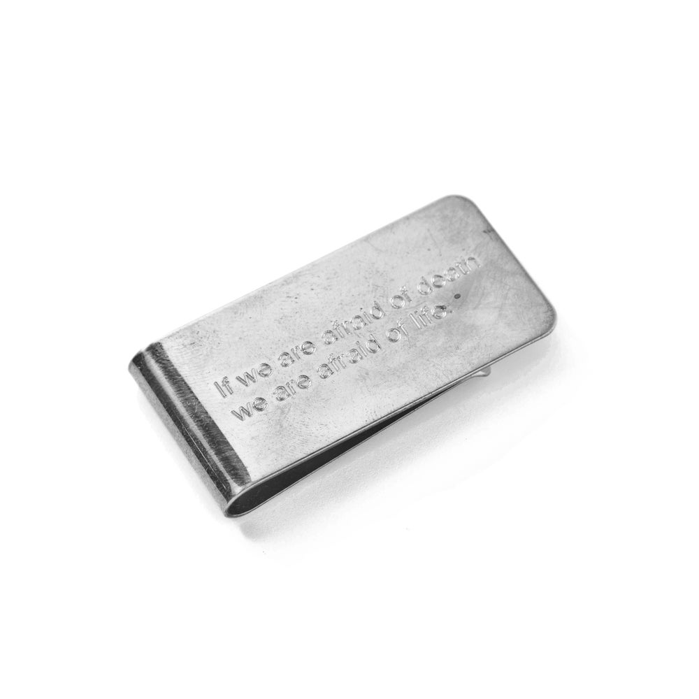 Image of If We are Afraid Money clip
