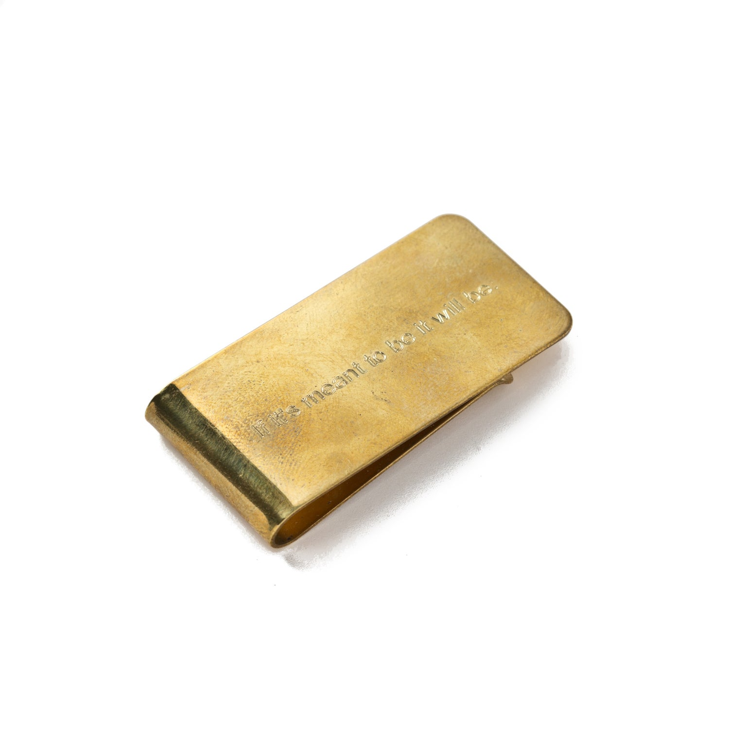 Image of Destiny money clip