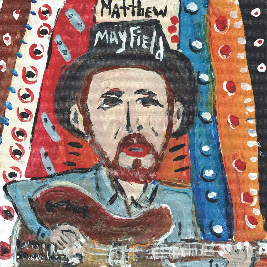 "Image of Matthew Mayfield - Our Winds b/w Simple (Gold 7"" Single)"