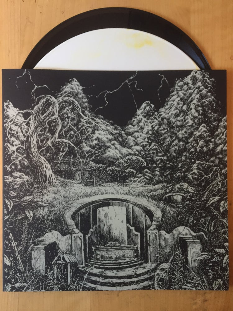 Image of Ripped to Shreds - 埋葬 LP (1st Press)
