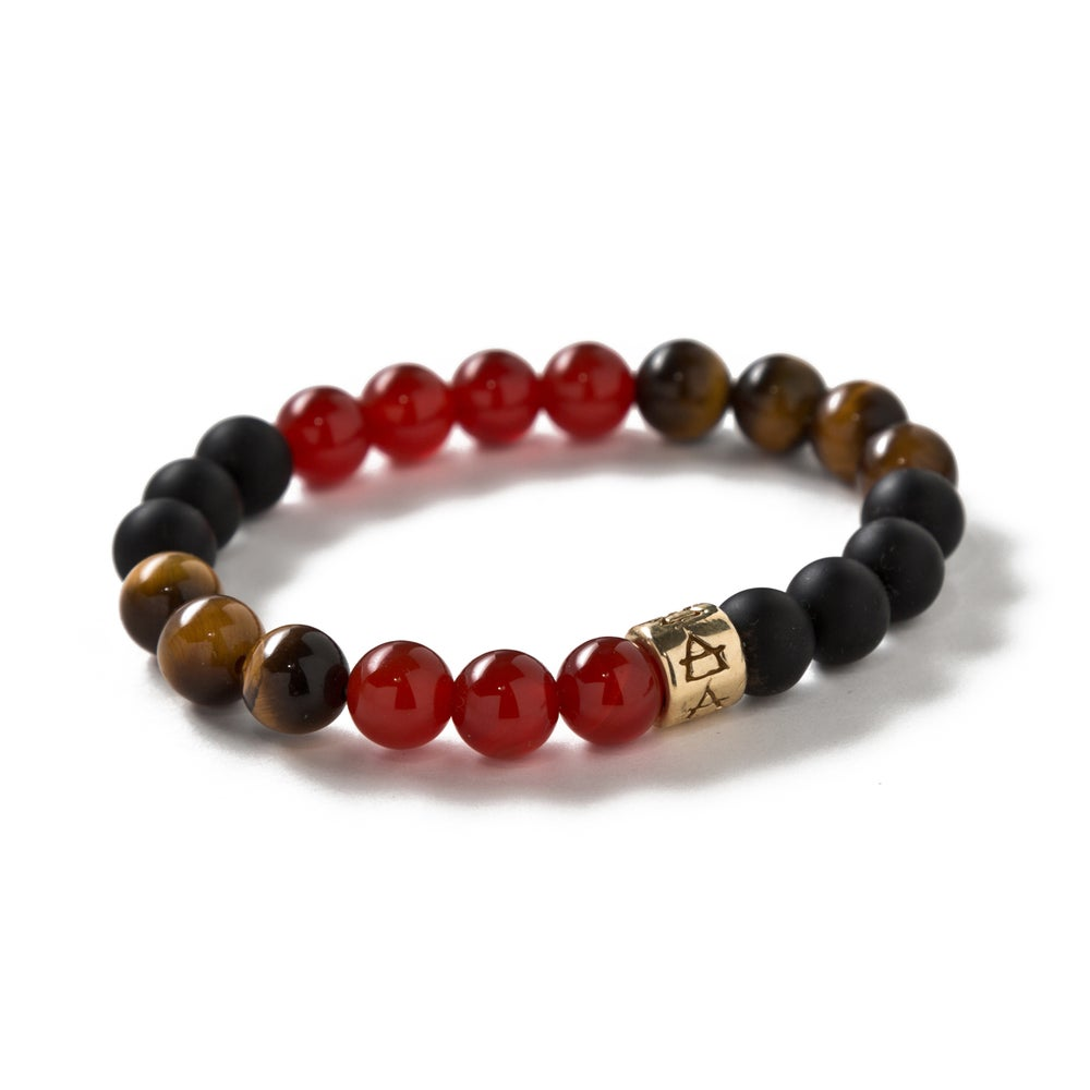 Image of Warm Trio Signature beads