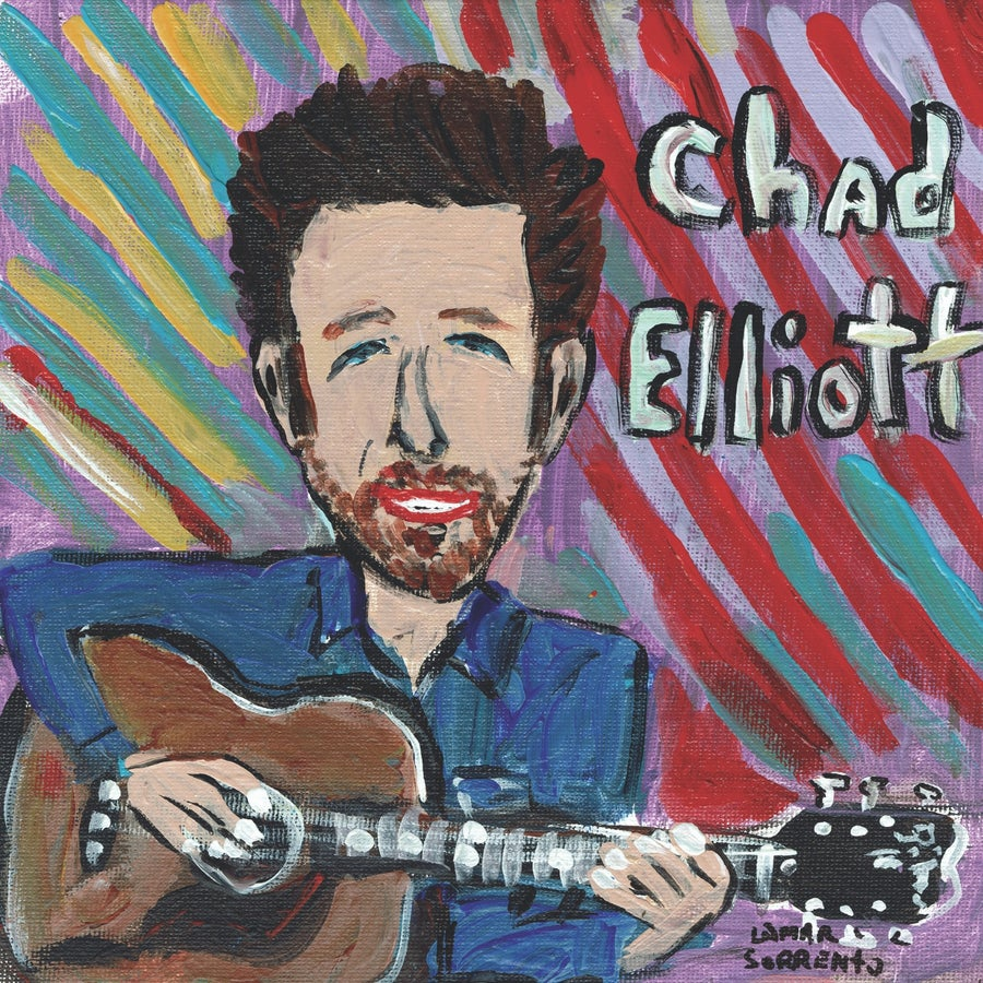 "Image of Chad Elliot - Toulouse Street b/w Pontchartrain (Translucent Red 7"" Single)"