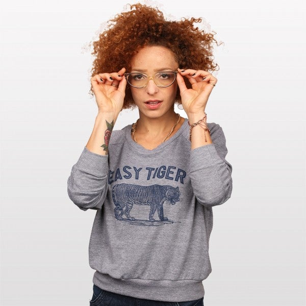 Image of Easy Tiger Pullover