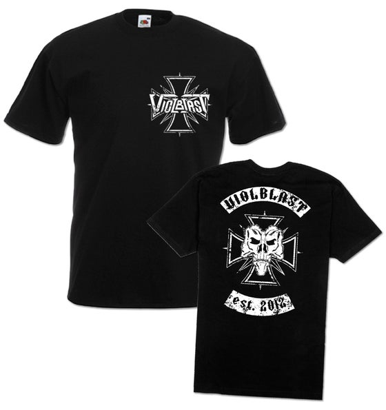 "Image of ""Iron cross""  t-shirt"