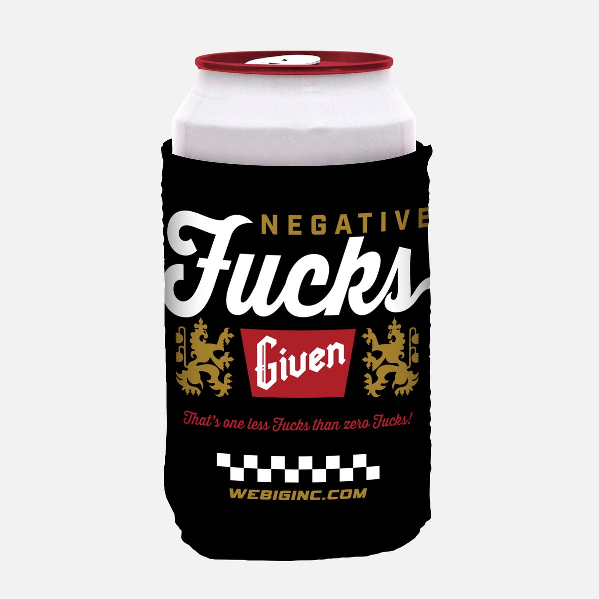Image of LESS THAN ZERO KOOZIE