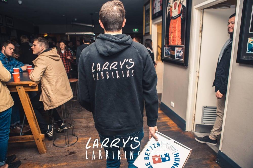 Image of Larry's Larrikins Hood