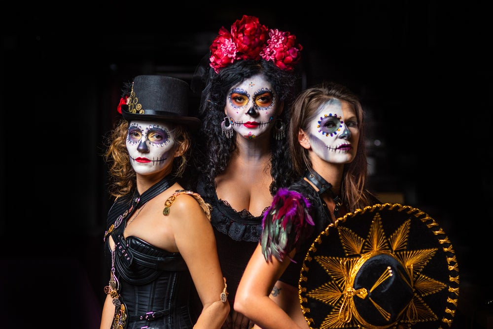 Image of All Souls Procession Professional Portrait