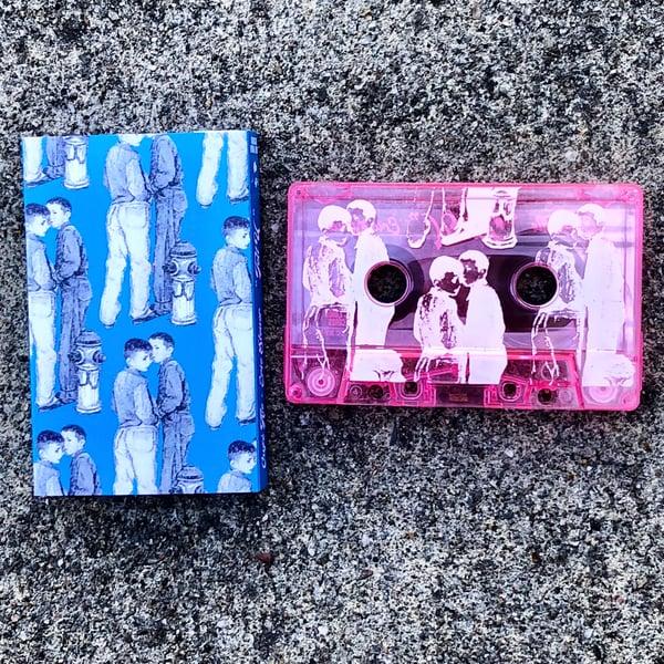 "Image of Café Ale & Eric Steuer, ""Tell U"" cassette single"