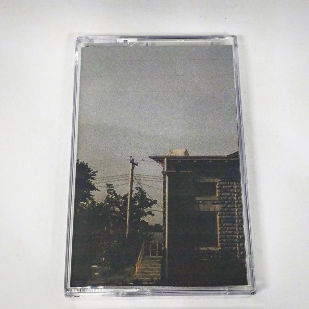 Image of Death Plus Dystopia Cassette Tape