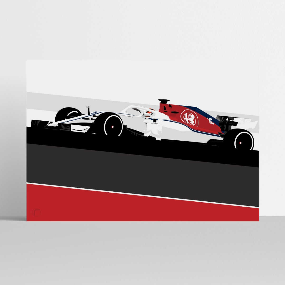 Image of Sauber F1 | Charles LeClerc