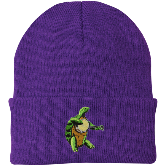 Image of TERRAPIN EMBROIDERED BEANIES!!!