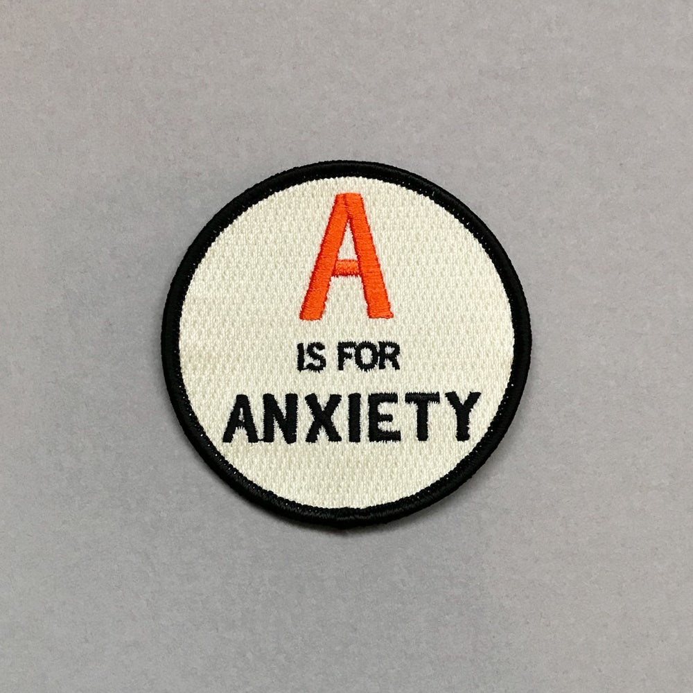 Image of 'Anxiety' Patch