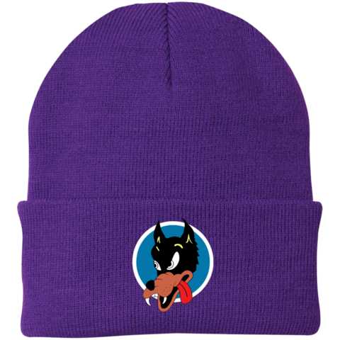Image of Wolf Knit Cap!