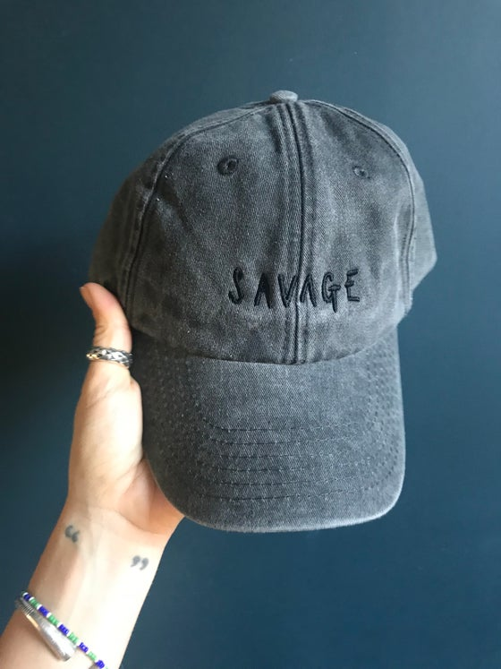 Image of Savage cap