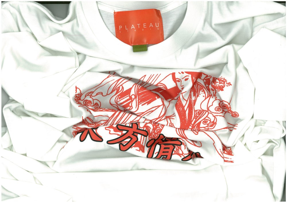 Image of oriental lover tee
