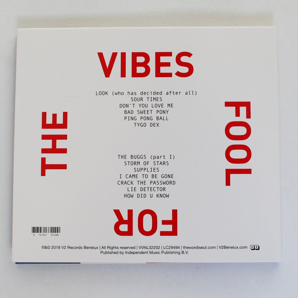 Image of Fool For The Vibes CD
