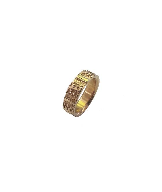 Image of Gandharva Imprint, gold coated