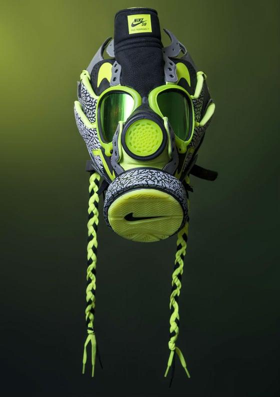 Image of XXL Fantasy Sneaker Mask