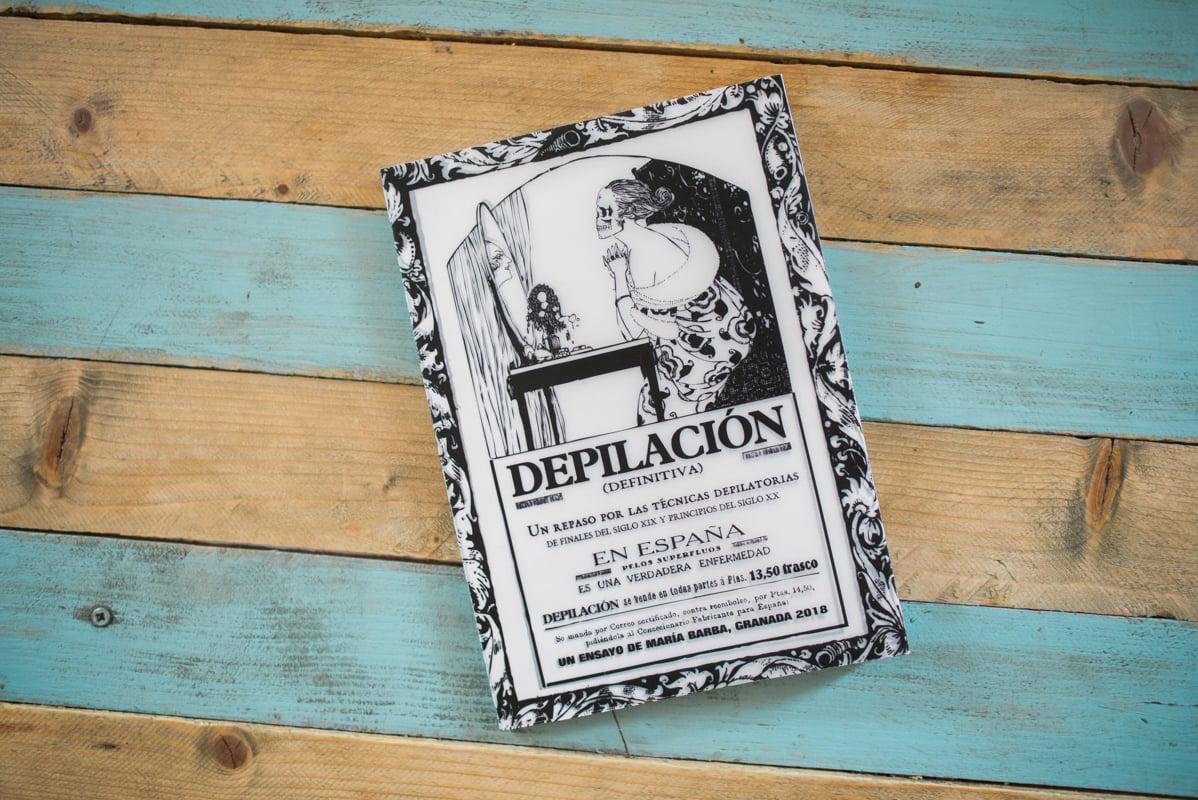 Image of DEPILACIÓN (DEFINITIVA). Un repaso por las técnicas depilatorias...