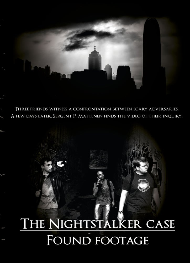 Image of The Nightstalker Case : Found Footage - Digital (High Resolution File)